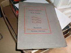 Judaica Kner Izidor Gyoma 1921 Aucasin Es Nicolete  Ofrancia Szephistoria Toth Arpad Printed In 60 Copies, This Is A 19 - Books, Magazines, Comics