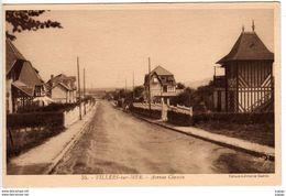 VILLERS SUR MER -  Avenue Chemin   2 Scans TBE - Villers Sur Mer