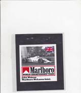 Sticker Marlboro John Watson - Mac Laren - Car Racing - F1