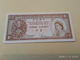 1 Cent. 1961-71 - Hong Kong