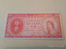 10 Cent. 1961-71 - Hong Kong