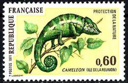 France 1971 - Caméléon ( Mi 1771 - YT 1692 ) - France