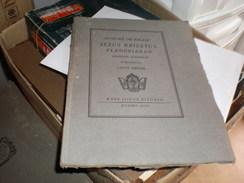 Judaica Kner Izidor Gyoma 1922 Honore De Balzac Jezus Krisztus Fladriaban Lanyi Viktor Printed In 60 Copies, This Is A 1 - Books, Magazines, Comics