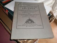 Judaica Kner Izidor Gyoma 1922 Az Szent Barlam Es Szent Jozafat Kiralfi Eleterol Valo Legenda  Damascenus Janos - Books, Magazines, Comics