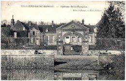 89 VILLIERS-SAINT-BENOIT - Chateau Belle-Fontaine - Other Municipalities