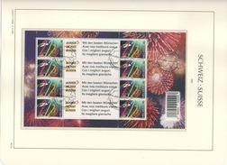 1999 Jahrtausendwende Kleinbogen Gestempelt - Blocks & Kleinbögen