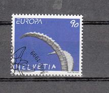 1999   N° 972   OBLITERE      CATALOGUE  ZUMSTEIN - Suisse