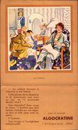 Lot De 8 Publicités Anciennes - Algocratine Analgésique - Scènes De La Vie D'une Femme - R/V - Bill-826 - Publicités