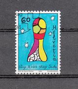 1994   N° 870   OBLITERE       CATALOGUE  ZUMSTEIN - Suisse