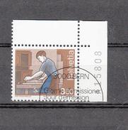 1994   N° 852   OBLITERE  VENDU à 15%      CATALOGUE  ZUMSTEIN - Suisse