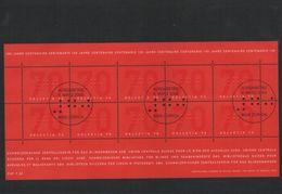 2003 Blindenwesen  Kleinbogen Gestempelt - Blocks & Kleinbögen