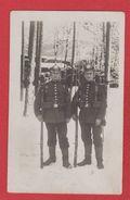 Carte Photo --  Soldats Allemands - War 1914-18