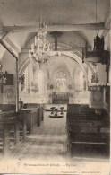 60 TROUSSENCOURT Intérieur De L'Eglise - Otros Municipios
