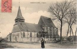 60 HARDIVILLIERS  L'Eglise - Otros Municipios