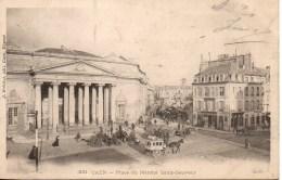 14 CAEN  Place Du Marché Saint-Sauveur - Caen