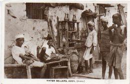 ADEN (Arabia) Water Sellers (101657) - Yemen