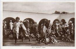 ADEN (Arabia) Fruit Market  (101659) - Yemen