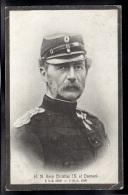 DANEMARK - H. M. Kong Christian IX Af Danmark - Danemark