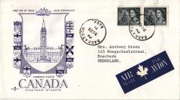 Canada - FDC 30-12-1971 - Jahrhundertfeier (Centennial-Serie) - M 494 - Omslagen Van De Eerste Dagen (FDC)