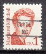 USA Precancel Vorausentwertung Preo, Locals North Carolina, Clyde 841 - Vereinigte Staaten