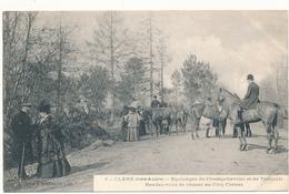 CLERE - Equipages De Champchevrier Et De Talhouët - Chasse à Courre - Cléré-les-Pins