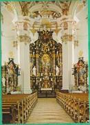 Allemagne - Wallfahrtskirche Steinhausen - Bad Schussenried - Bad Schussenried