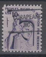 USA Precancel Vorausentwertung Preo, Locals North Carolina, Corapeake 841 - Vereinigte Staaten