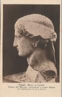 CARTOLINA NON VIAGGIATA PRIMI 900 TRIPOLI MUSEO AL CASTELLO-COLONIE ITALIANE (CT270 - Libia
