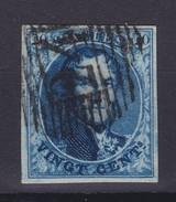N° 7 Margé Planche III Position 55 Griffe Inter Cadre - 1851-1857 Médaillons (6/8)