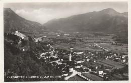 CARTOLINA NON VIAGGIATA PRIMI 900 CAPORETTO E MONTE CUCCO SLOVENIA (OCCUPAZIONE ITALIANA) (CT318 - Slovenia
