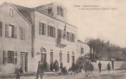 CARTOLINA NON VIAGGIATA PRIMI 900 VALONA CONSOLATO ITALIANO ALBANIA (CT325 - Albanie