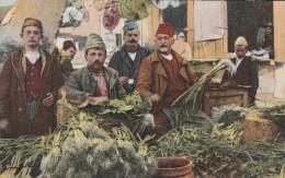 CARTOLINA NON VIAGGIATA PRIMI 900 COSTUMI ALBANESI-ALBANIA-OCCUPAZIONI ITALIANE (CT372 - Albania
