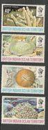 BritishIndianOcean Territory1972.CORALS Michel(Scott)44-7 Mnh** - British Indian Ocean Territory (BIOT)