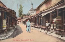 CARTOLINA VIAGGIATA PRIMI 900 SARAJEVO -BOSNIA (CT483 - Bosnia Erzegovina