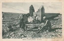CARTOLINA VIAGGIATA 1937 DERNA -LIBIA - COLONIE ITALIANE (CT551 - Libya