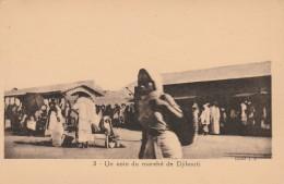 CARTOLINA NON VIAGGIATA PRIMI 900 DJIBOUTI -OCCUPAZIONE FRANCESE (CT573 - Gibuti