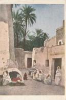 CARTOLINA NON VIAGGIATA PRIMI 900 LIBIA-GADAMES - STAB. A.MARZI-OCCUPAZIONI ITALIANE (CT582 - Libië