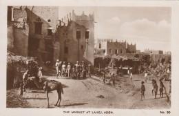 CARTOLINA NON VIAGGIATA PRIMI 900 ADEN, YEMEN (CT591 - Yemen