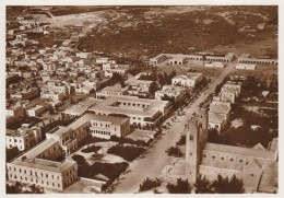 CARTOLINA NON VIAGGIATA PRIMI 900 SOMALIA MOGADISCIO VIALE REGINA ELENA-COLONIE ITALIANE (CT618 - Somalia