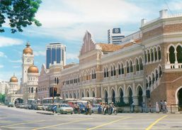 KUALA LUMPUR - Sultan Abdul Samad Building - Malaysia