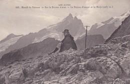 Le Massif De Pelvoux  Sur Le Peyron D'aval - Otros Municipios