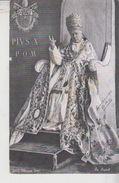 Pope Papi Papa Pius X  Fot. Pospisil   Edizione Alterocca - Popes