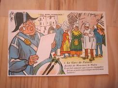 Le Gars De Falaise - Arrete De Monsieur Le Maire - Falaise
