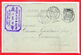 81 - CASTRES --  Magasins Du Printemps DESPLATS & SERS - Castres