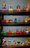 Lot 20 Anciennes Figurines Mac Donald - Figurines
