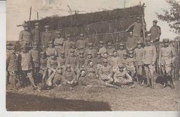 Militari Guerra 1915/1918 Fotocartolina Di Gruppo - Guerra 1914-18