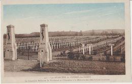 Les AVANCEES Du CHEMIN-des-DAMES - Guerre 1914-18
