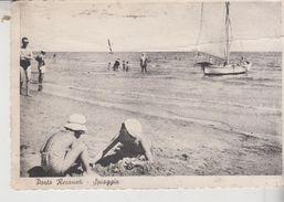 Porto Recanati Macerata Spiaggia 1950 - Macerata