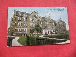 East High School  Ohio > Cleveland ===    Ref 2800 - Cleveland