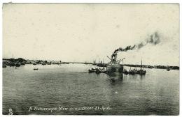RB 1184 - Early Raphael Tuck Postcard - A Picturesque View Ship On Shatt-El-Arab - Iraq - Iraq